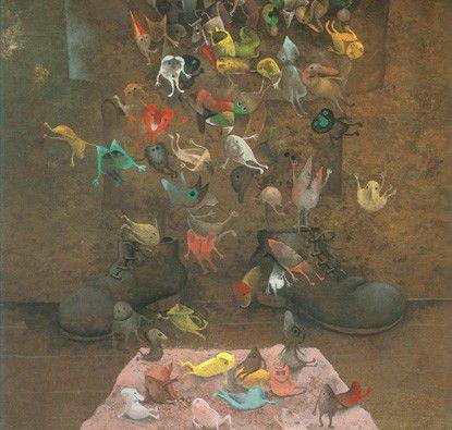 O Catador de Pensamentos  - Grupo Brinque-Book