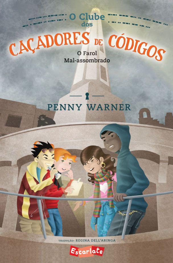 O Clube dos Caçadores de Códigos 2  - Grupo Brinque-Book