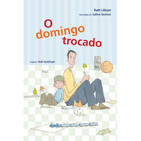 O Domingo Trocado  - Grupo Brinque-Book