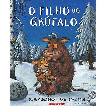 O Filho do Grúfalo  - Grupo Brinque-Book