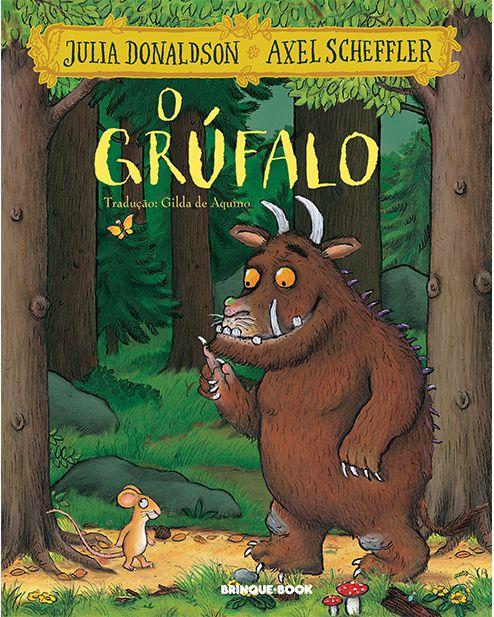 O Grúfalo  - Grupo Brinque-Book