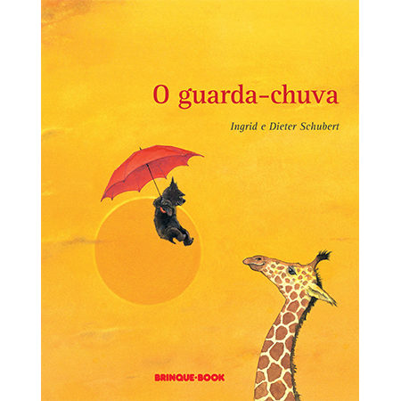 O Guarda-Chuva  - Grupo Brinque-Book