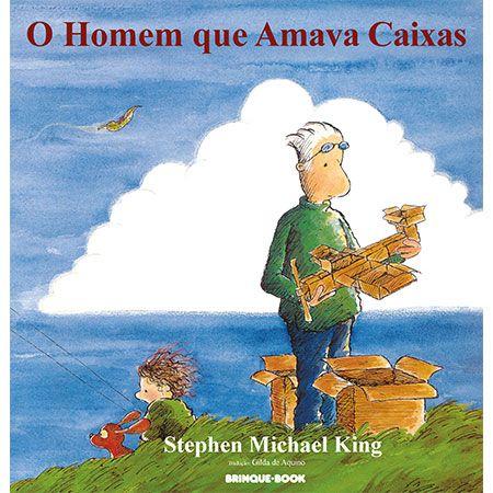 O Homem que Amava Caixas  - Grupo Brinque-Book