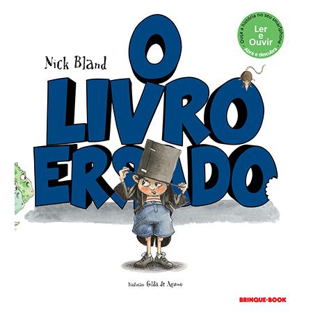 O Livro Errado  - Grupo Brinque-Book