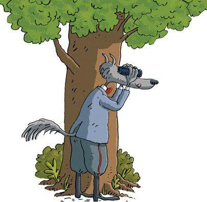 O Lobo, a Cabra e os Sete Cabritinhos  - Brinque-Book