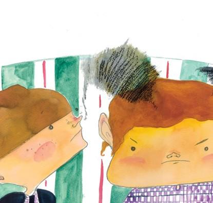 O Nariz da Cris  - Grupo Brinque-Book