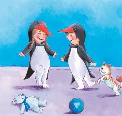 O Polo Norte e o Polo Sul  - Grupo Brinque-Book