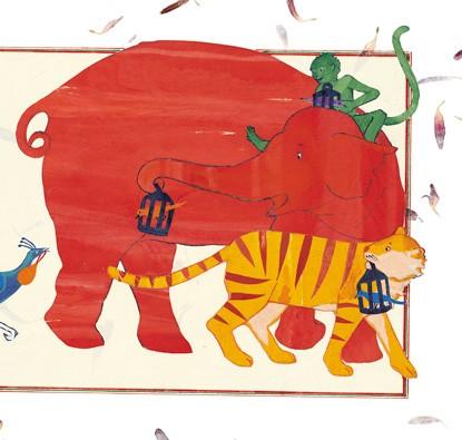 O Presente de Aniversário do Marajá  - Grupo Brinque-Book
