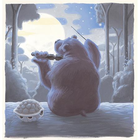 O urso barulhento  - Grupo Brinque-Book