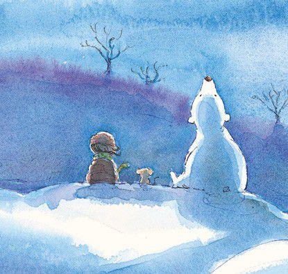 O Urso e a Árvore  - Grupo Brinque-Book