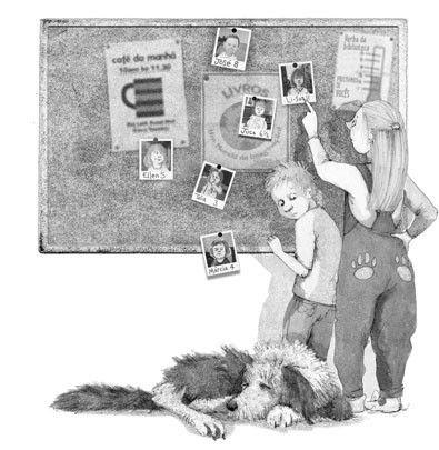 Os Imaginários  - Grupo Brinque-Book