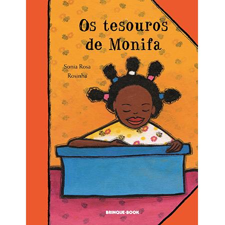 Os Tesouros de Monifa - Grupo Brinque-Book
