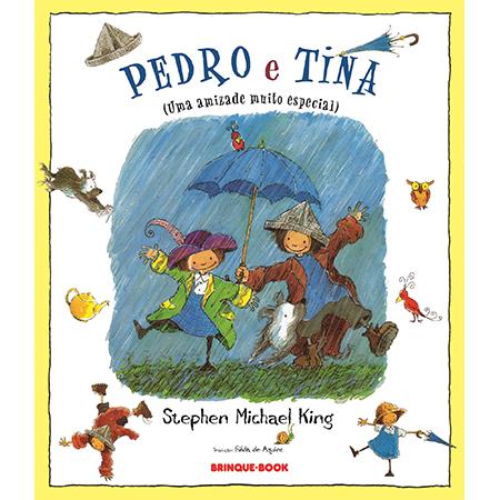 Pedro e Tina  - Grupo Brinque-Book