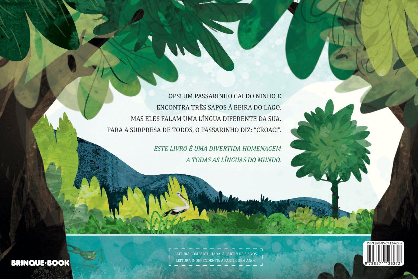 Pio, o passarinho  - Grupo Brinque-Book