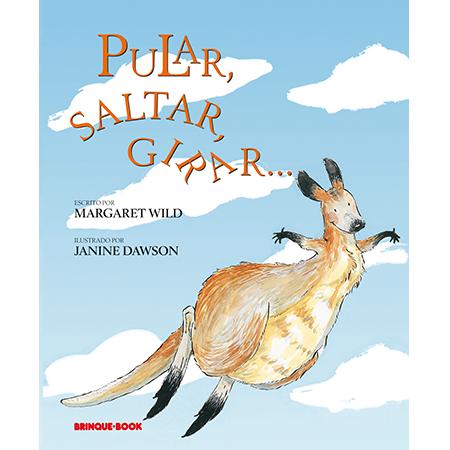 Pular, Saltar, Girar...  - Brinque-Book