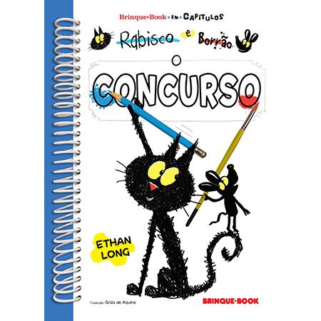 Rabisco e Borrão - O concurso  - Grupo Brinque-Book
