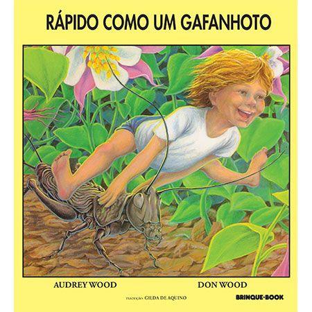 Rápido Como um Gafanhoto  - Grupo Brinque-Book