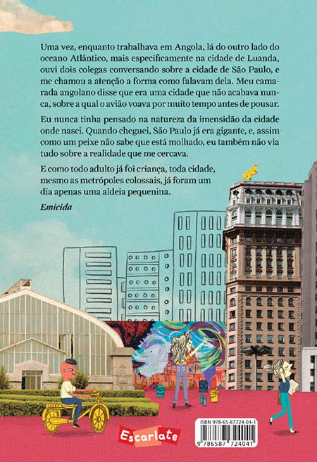 São Paulo - A aldeia que virou metrópole  - Grupo Brinque-Book
