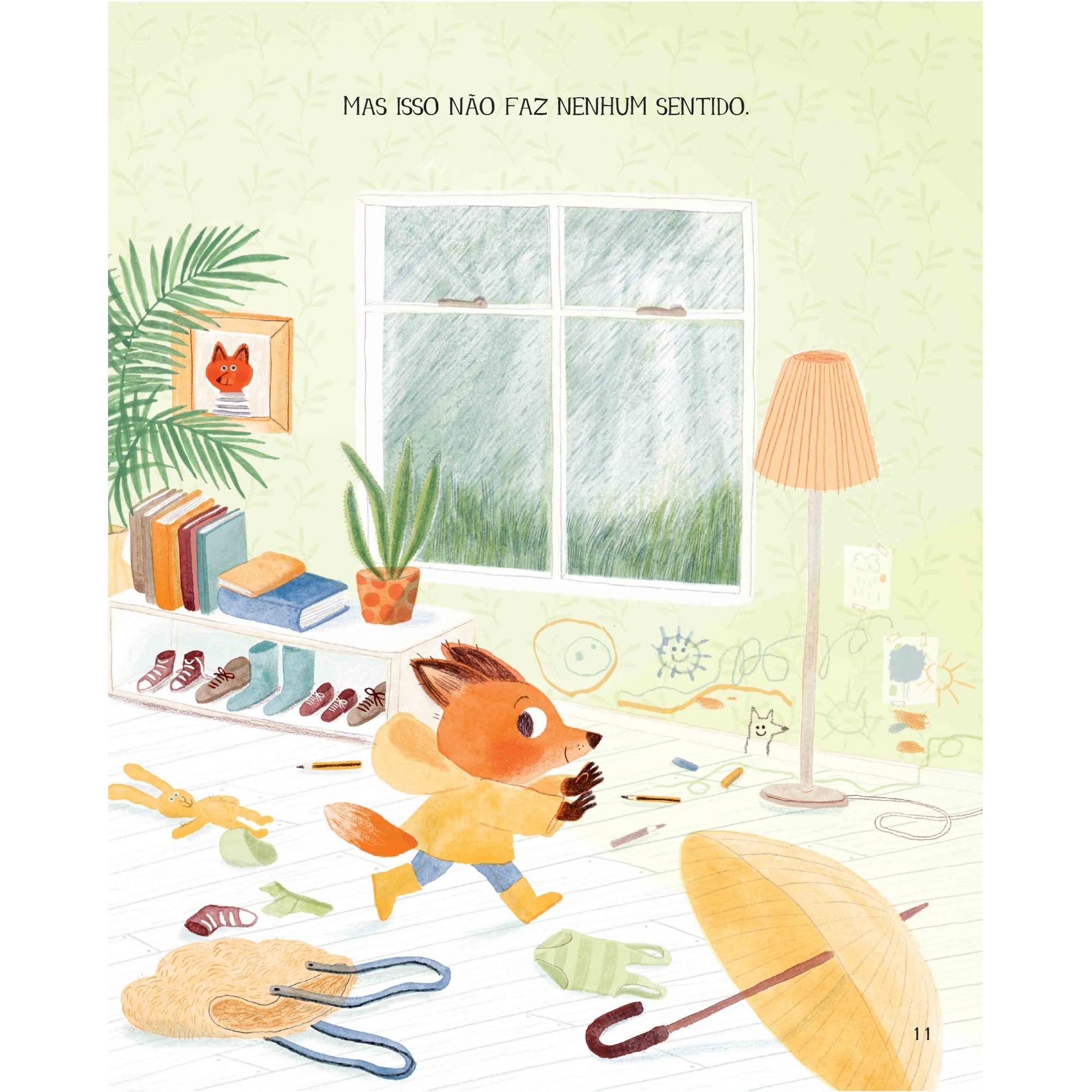 Só mais cinco minutos  - Brinque-Book