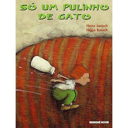 Só um Pulinho de Gato  - Grupo Brinque-Book