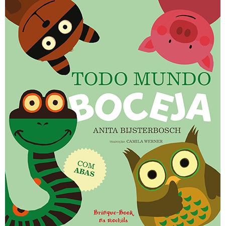 Todo Mundo Boceja  - Grupo Brinque-Book