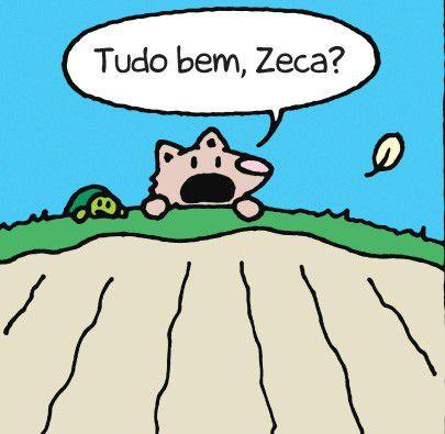 Tudo bem, Zeca?  - Grupo Brinque-Book