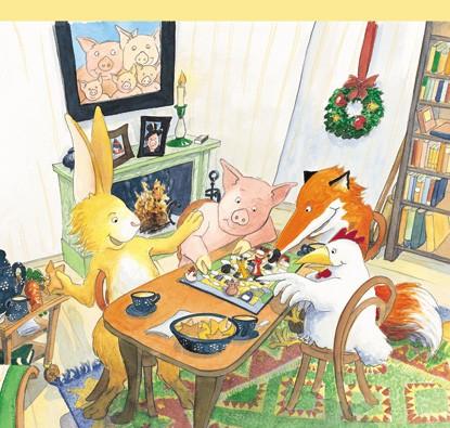Um Porco Vem Morar Aqui!  - Grupo Brinque-Book
