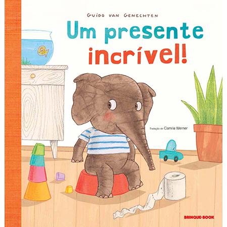Um Presente Incrível!  - Brinque-Book