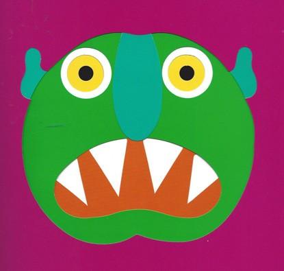 Vai Embora, Grande Monstro Verde!  - Grupo Brinque-Book