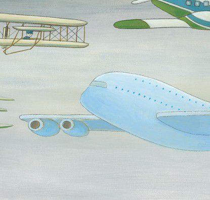 Viajando de Avião  - Grupo Brinque-Book