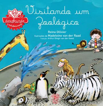 Visitando um zoológico  - Grupo Brinque-Book