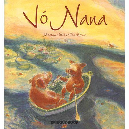Vó Nana  - Grupo Brinque-Book