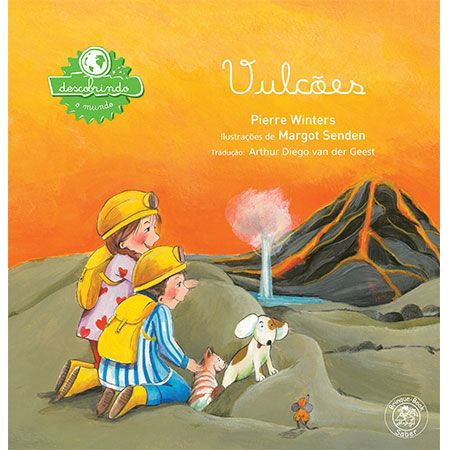 Vulcões  - Grupo Brinque-Book