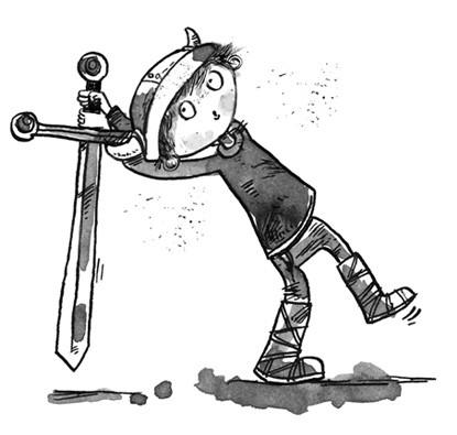 Vulgar, o Viking, e o Grande Torneio de Garganta  - Grupo Brinque-Book