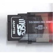 Adaptador SD para USB