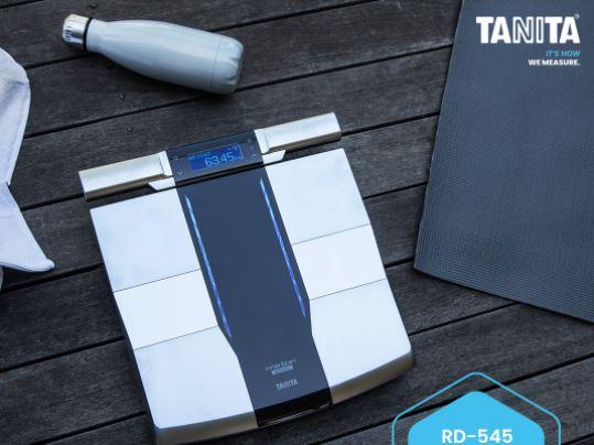 Balança de Bioimpedância Tanita RD-545 InnerScan Pro Bluetooth