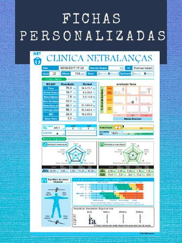 Nova Balança de Bioimpedância Tanita BC 603FS + Software Original Tanita PRO Gmon  [KIT PROMOCIONAL]