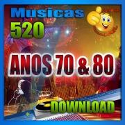 COLETÂNEA ANOS 70 E 80  INTERNACIONAIS MUSICAS PARA DOWNLOAD