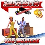 COLETANEA MUSICAS ANOS 70,80,90