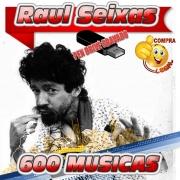 PENDRIVE GRAVADO MUSICAS RAUL SEIXAS