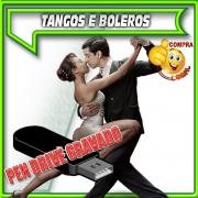 PENDRIVE GRAVADO MUSICAS TANGOS E BOLEROS