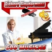 PENDRIVE GRAVADO MUSICAS DISCOGRAFIA RICHARD CLAYDERMAN