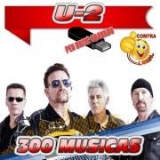 PENDRIVE GRAVADO MUSICAS DISCOGRAFIA U-2