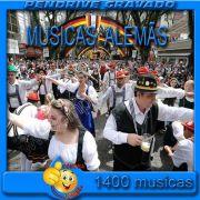 PENDRIVE 16 GIGAS GRAVADO MUSICAS ALEMÃS