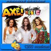 PENDRIVE 16 GIGAS GRAVADO MUSICAS COLETÂNEA AXÉ ANTIGO E CARNAVAL