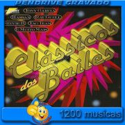 PENDRIVE 16 GIGAS GRAVADO MUSICAS COLETANEA CLASSICOS DOS BAILES