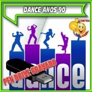 PENDRIVE GRAVADO MUSICAS DANCE ANOS 90