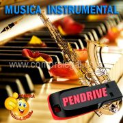 PENDRIVE 16 GIGAS GRAVADO MUSICAS INSTRUMENTAL