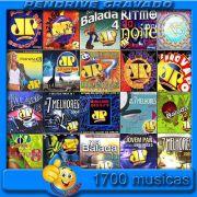 PENDRIVE 16 GIGAS GRAVADO MUSICAS  JOVEM PAN