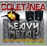 PENDRIVE GRAVADO COLETANEA HEAVY METAL
